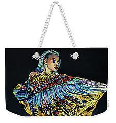 Sarina Weekender Tote Bag