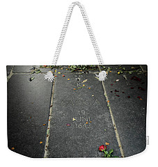 Weekender Tote Bag featuring the photograph Saskia Rembrandt's Tomb by RicardMN Photography
