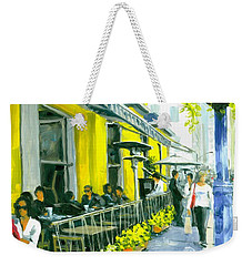 Sassafraz Weekender Tote Bag by Michael Swanson