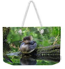 Sassy Girl Weekender Tote Bag by I'ina Van Lawick