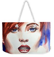 Sassy Weekender Tote Bag