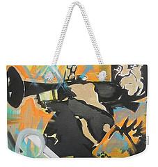 Satch Armstrong Weekender Tote Bag