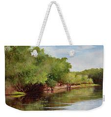 Satilla River Weekender Tote Bag