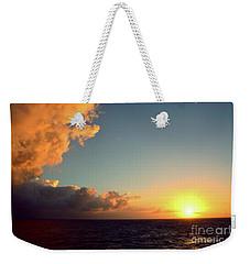 Satisfy My Soul Weekender Tote Bag