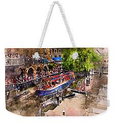 Saturday Afternoon At Camden Lock Weekender Tote Bag