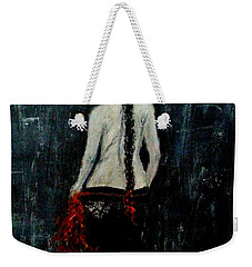 Saturday Evening  Weekender Tote Bag by Cristina Mihailescu