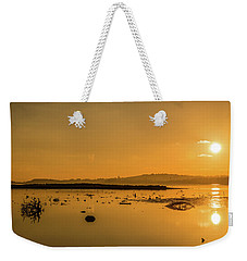 Saturday Morning Along The Estuary  Weekender Tote Bag