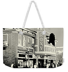 Saturday Night At The Roxy Weekender Tote Bag