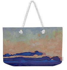 Saturday Stratocumulus Sunset Weekender Tote Bag