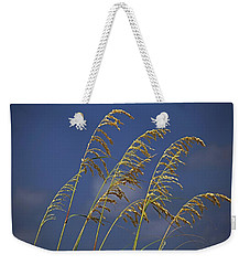 Weekender Tote Bag featuring the photograph Saturday Sway by Michiale Schneider