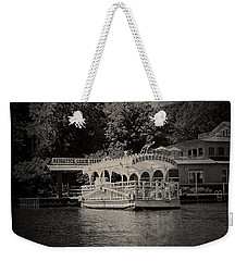 Saugatuck Chain Ferry Weekender Tote Bag