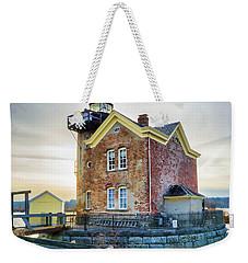 Saugerties Lighthouse Weekender Tote Bag