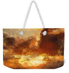 Saulriets Weekender Tote Bag by Greg Collins