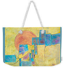 Sausalito Weekender Tote Bag by Nancy Jolley