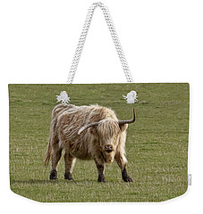 Sauvie Island Cow Weekender Tote Bag