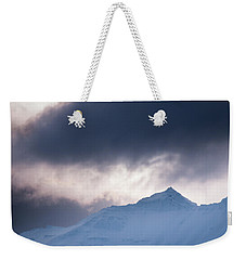 Savage Mountain Weekender Tote Bag