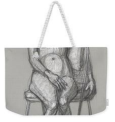 Savannah Seated #1 Weekender Tote Bag