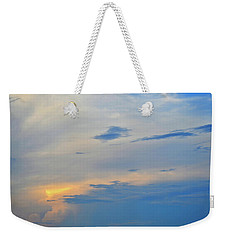 Savannah Sunset Weekender Tote Bag by Tara Potts