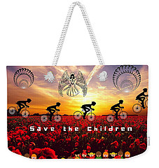 Save The Children Weekender Tote Bag