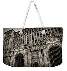 Save The Depot - Michigan Central Station Corktown - Detroit Michigan Weekender Tote Bag