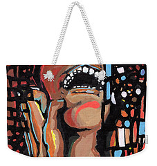 Saved Weekender Tote Bag