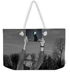 Saving Eliza Weekender Tote Bag by Don Spenner