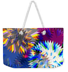 Saw Blade Weekender Tote Bag