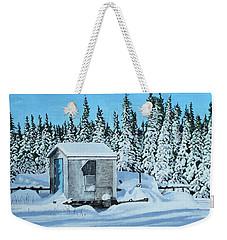 Sawmill Weekender Tote Bag