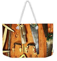 Saws Weekender Tote Bag by Timothy Bulone