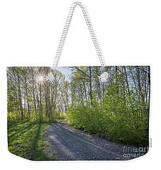 Sawtooth Road Weekender Tote Bag