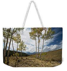 Sawtooth View Weekender Tote Bag