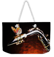 Saxophone Collection With Special Guest Weekender Tote Bag