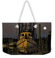 Say Good Night Weekender Tote Bag