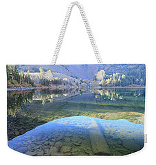 Weekender Tote Bag featuring the photograph Say Hello To Virginia by Sean Sarsfield