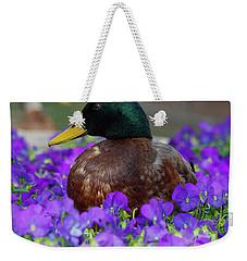 Say Quack Weekender Tote Bag