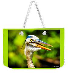 Say What? Weekender Tote Bag