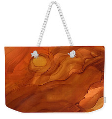 Saying Good Night Weekender Tote Bag