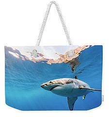 Saying Hello Weekender Tote Bag