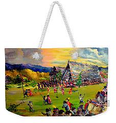 Sbiah Baah Weekender Tote Bag