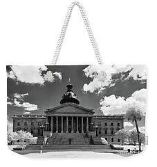 Sc State House - Ir Weekender Tote Bag