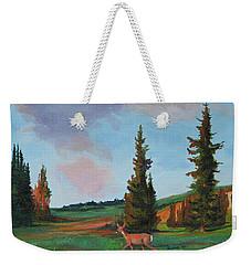 Scapegoat Summer Sunset Weekender Tote Bag