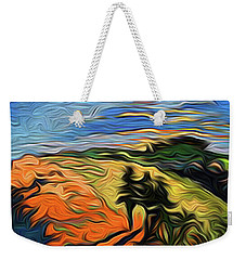 Scapen Shadows Weekender Tote Bag