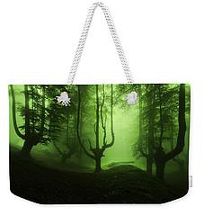The Funeral Of Trees Weekender Tote Bag