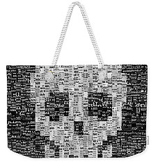 Scary News Weekender Tote Bag