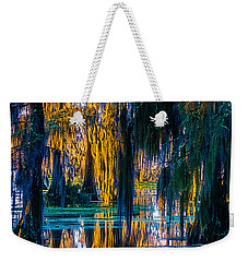 Scary Swamp In The Daytime Weekender Tote Bag