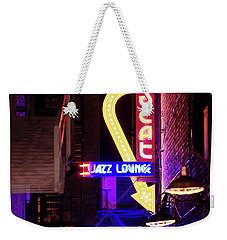 Scat Jazz 11217 Weekender Tote Bag