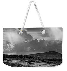 Scattering Clouds Over The Cronk Weekender Tote Bag