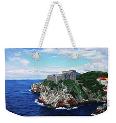 Scene From The Sea Weekender Tote Bag