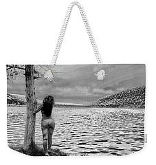 Scenery 2 Weekender Tote Bag by David Stasiak