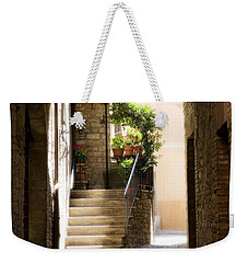 Scenic Archway Weekender Tote Bag by Marilyn Hunt